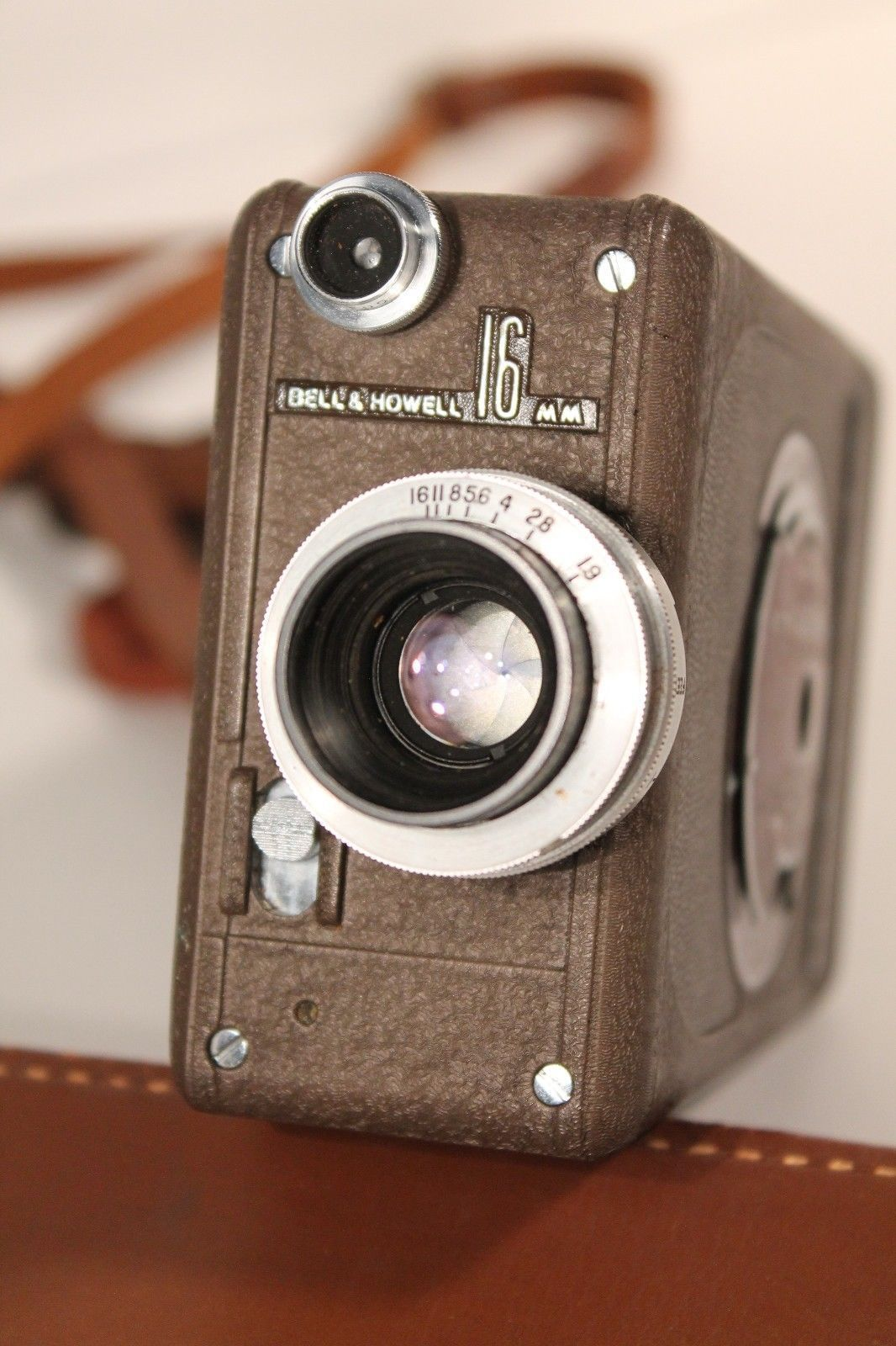 Bell & Howell 16mm Auto Load movie Camera