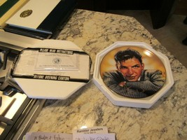 "Frank Sinatra Franklin Mint Porcelain Collector Plate ""The Bobby-Soxer Days"" ,8"" - $15.00"