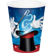 Magic Party 9 Oz. Paper Cup/Case of 96 - $41.65