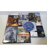 Estate Sale PC Game Lot - Star Wars, Final Fantasy, Unreal Tournament, +... - $9.85