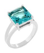 Aqua Gypsy Ring - $16.00