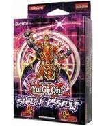 YuGiOh! Samurai Assault Special Edition Box: 3 Packs + Elder of the Six ... - $8.99