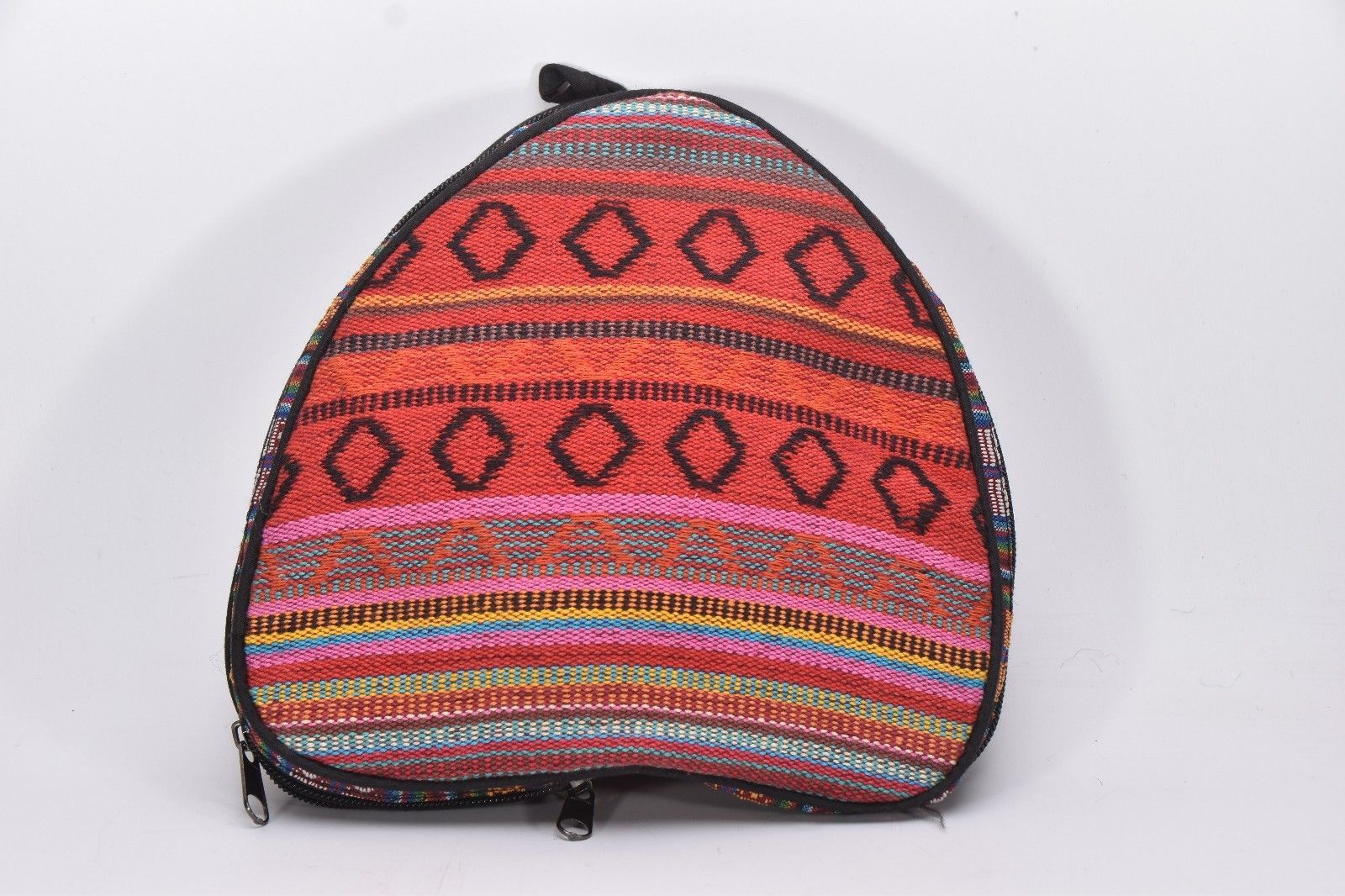 Carry Bag Heart Shape Handmade Different colour Cotton MAGIC bag Made in  Nepal