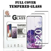For Samsung Galaxy S20 S20 PLUS S20 Ultra Tempered Glass Screen Protecto... - $6.80+