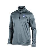 NCAA Arizona Wildcats Men's Heather Double Knit Mesh Quarter Zip Jacket ... - $29.95