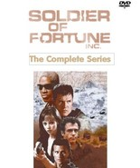 Soldier Of Fortune Inc. (The Complete Series) - $45.50