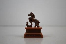 FISHER PRICE Loving Family Dollhouse Pony Club Horse Trophy - $2.96