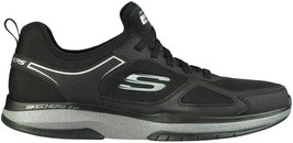 NEW Men's Skechers Burst Athletic Slip-On Memory Foam Shoes Black or Navy
