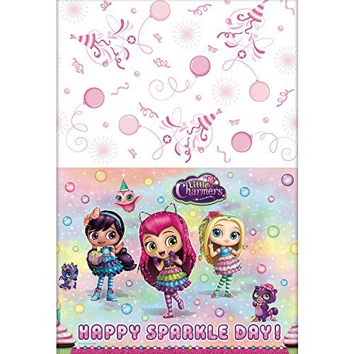 Primary image for Amscan Little Charmers Plastic Table Cover