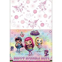 Amscan Little Charmers Plastic Table Cover - $6.52