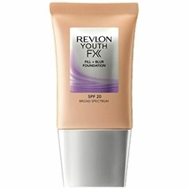 Revlon Youth Fx Fill + Blur Foundation, Nude, 1 Fluid Ounce - $9.92