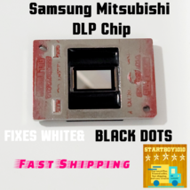 Original 1910-6143W OEM DMD / DLP Chip for Mitsubishi WD-82840 WD82840 - $119.89