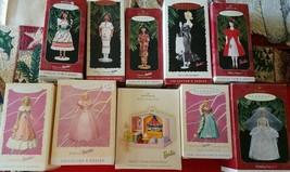 Hallmark Keepsake Barbie Ornaments Lot of 14 - $199.30