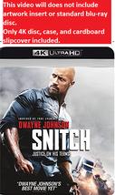 Snitch [4K Ultra HD, 2012]