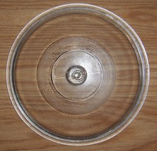 """10 1/2"""" Mexico# 8 Round Glass Round Crock Pot Casserole Replacement Lid ... - $19.59"""
