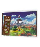 Legend Of Zelda Link's Awakening Collector's Box Hat Plush Sticker Cultu... - $44.99