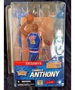 McFarlane NBA All Star Exclusive Carmelo Anthony Retro Jersey Denver Nug... - $23.36