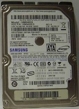 Lot of 4 HM040GI Tested Good Free USA Shipping Samsung 40GB 2.5in SATA Drive