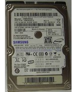 Lot of 4 HM040GI Tested Good Free USA Shipping Samsung 40GB 2.5in SATA D... - $42.40