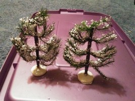 Department 56 Heritage Village Collection Trees - $8.00