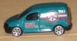 Matchbox Volkswagen Caddy Turquois DSC 2007 - $2.90