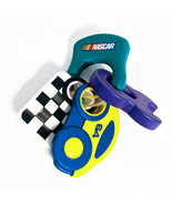 Safety 1st Nascar Racing First Keys Infant and Baby Toy 2000 - $12.59