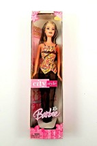 Mattel City Style Barbie Doll No.G8568 NEW In Box - $19.95