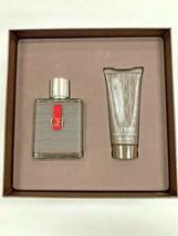 Carolina Herrera Ch Men 2 Pcs Gift Set 3.4 Oz Eau De Toilette &After Shave Balm - $129.99