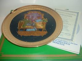 Loves Sweet Verse Precious Moments Plate Royal Cornwall w/ COA and Box 1981 - $18.99