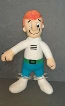 "George Jetson Hanna Barbera 17"" Stuffed Plush Doll Nanco [NICE] - $16.00"