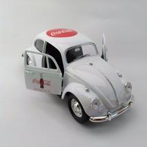Coca-Cola '67 Volkswagen Beetle (1:24 Scale & 100 Year Anniversary) - BR... - $37.37