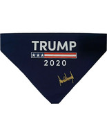 Trump 2020 Face Mask Bandana MAGA Keep America Great Navy Blue Bandana - $4.99