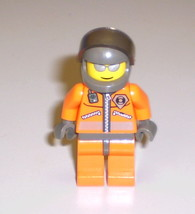 Used LEGO Orange Town City Helicopter Pilot 3626bpx233 - 973px374 - $6.95