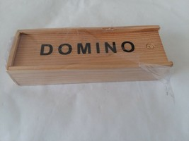"""Car Travel Size Dominoes Tile Game 6"""" x 2"""" - $7.91"""