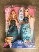 Disney Frozen Anna and Elsa of Arendelle 2-Pack of Dolls Target Exclusiv... - $38.00
