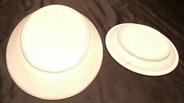 Pfaltzgraff Serving platter No 16 and Salad Plate USA AA20-2131a Vintage image 7