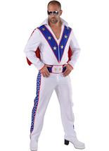 Evel Knievel - American Stunt man Costume  - $57.69