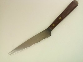 Ekco Offset Handle Stainless Vanadium Slicer Serving Cheese Knife - $16.55