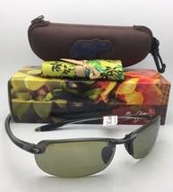 Maui Jim Gafas de Sol Makaha Lector + 2.0 Ht 805-11 20 Gris Ahumado con ... - $229.69