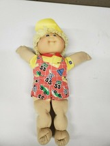 Vintage 1985 Xavier Roberts Cabbage Patch Kid #3 Head Speed Limit Stop Go Outfit - $28.04