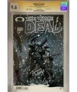 The Walking Dead #5 CGC 9.6 Signed by Tony Moore, Robert Kirkman( Death ... - $250.00