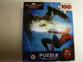 Marvel Spider-man Homecoming 100 Piece Puzzle - New - $9.89