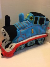 "Thomas The Train Pillow Pets Tank Engine & Friends Blue Red 22 "" - $9.49"