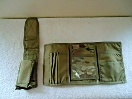 """Lot Of 2 Sord Multi Use Camo Hunting Pouches """" GREAT MULTI USE ITEMS """" - $27.99"""