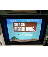 "Sony Trinitron PVM-2530 25"" PVM Retro Gaming CRT Monitor with Shipping Case - $1,305.00"
