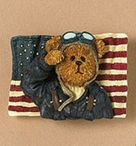 "Boyds BearWear Pin ""Airman McBruin"" Lapel Pin -#26183- Patriotic- New-Re... - $11.99"