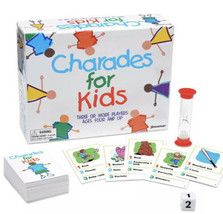 Pressman The Best Of Charades For Kids children's charades game NIB sealed! - $17.46