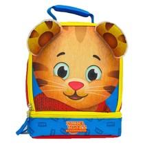 Daniel Tiger's Neighborhood Childrens Lunch Bag Red - $16.98