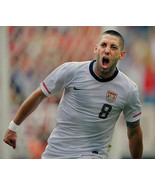 Nike USA Men's Soccer Home Jersey 2010  World Cup Player Cut Large. Rare! - €93,93 EUR
