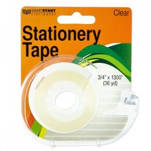 Clear Stationery Tape In Dispenser HW974 - $40.87